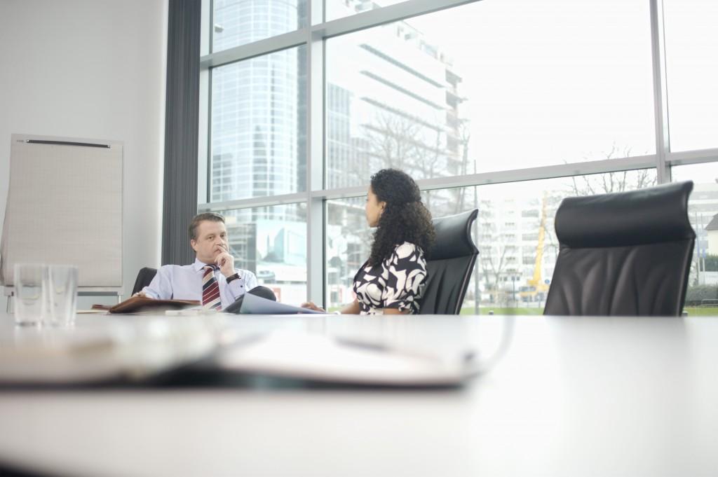 Column: How do you turn a work conversation into a job offer?
