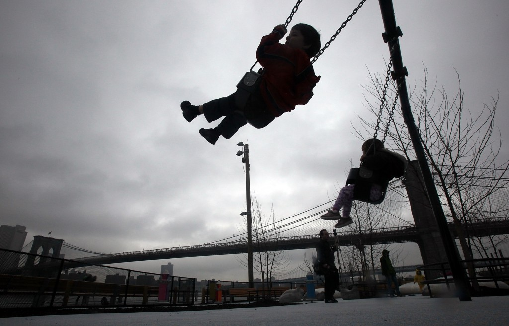 First Section of Long-Planned Brooklyn Bridge Park Opens