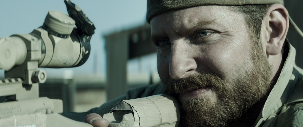 "Bradley Cooper was nominated for  best actor for his role in ""American Sniper,"" which was also nominated for best picture, amongst others. In total, ""American Sniper"" received six nominations. Photo courtesy Warner Bros. Entertainment Inc."