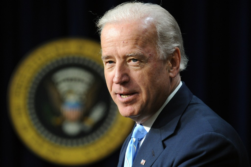 Vice President Joseph Biden could be the wild card in the Democratic race for the White House in 2016. Photo by Getty Images