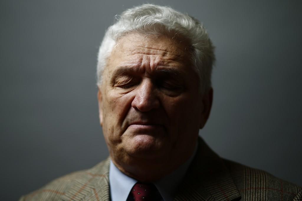 Jacek Nadolny. Photo by Kacper Pempel/Reuters