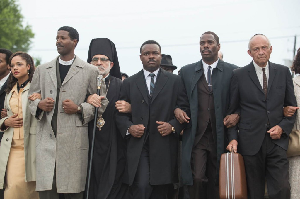 """Selma"" was nominated for best picture and best original song. Photo courtesy Paramount Pictures."