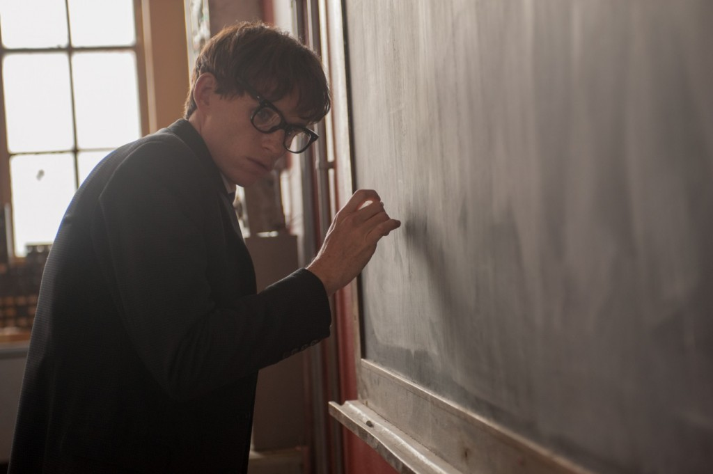 """The Theory of Everything"" was nominated for best picture, best actor, and best actress in a leading role, amongst others. The movie received a total of five nominations. Photo courtesy Focus Features."