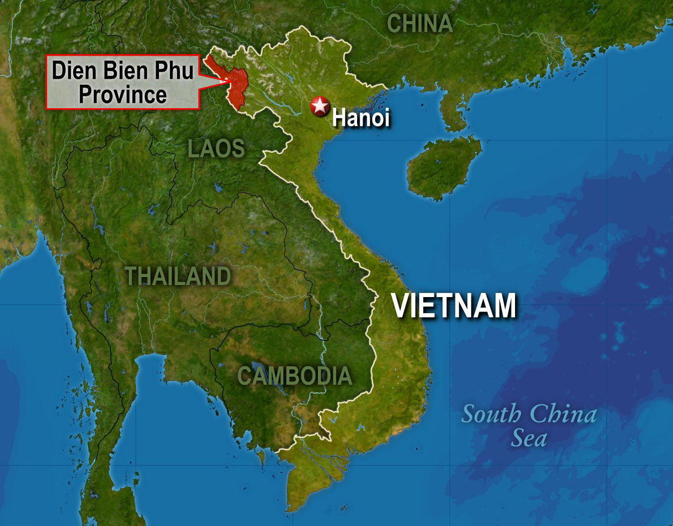 Dien Bien Phu Vietnam Map.In Vietnam Learning To Embrace Life With Hiv Pbs Newshour