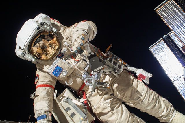 Does spaceflight accelerate immune system aging?