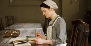 Photo of Daisy, the assistant cook, courtesy of PBS.