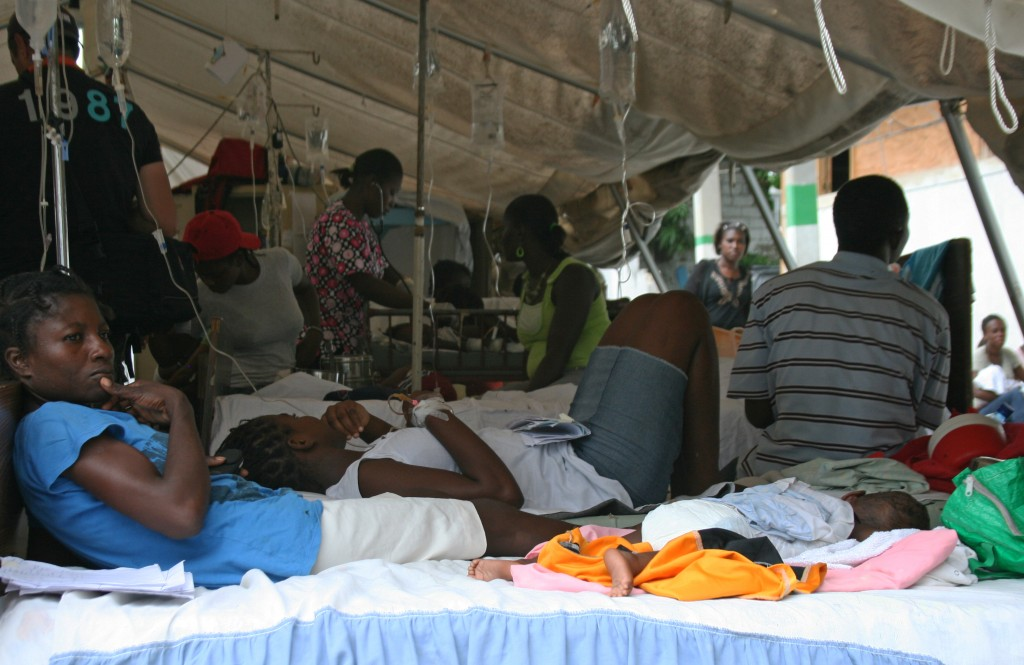 Hospital staff say they are in dire need of more doctors, nurses and support staff.