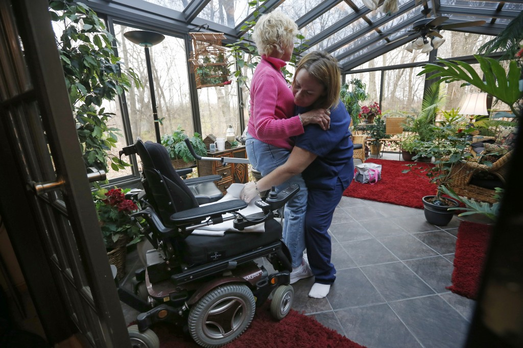 Q&A: How do you pay for long-term care? | PBS NewsHour