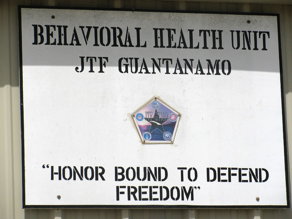 Health care at Guantanamo includes a behavioral health unit, dental and other medical facilities. Photo by Larisa Epatko