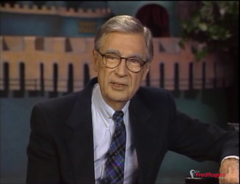 Watch Mister Rogers Heart Warming Message To His Grownup Fans Pbs Newshour