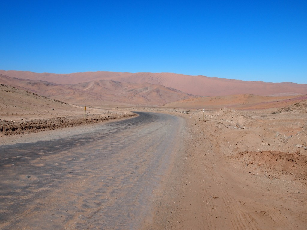 Road to Copiapo Photo by Tim Bearden