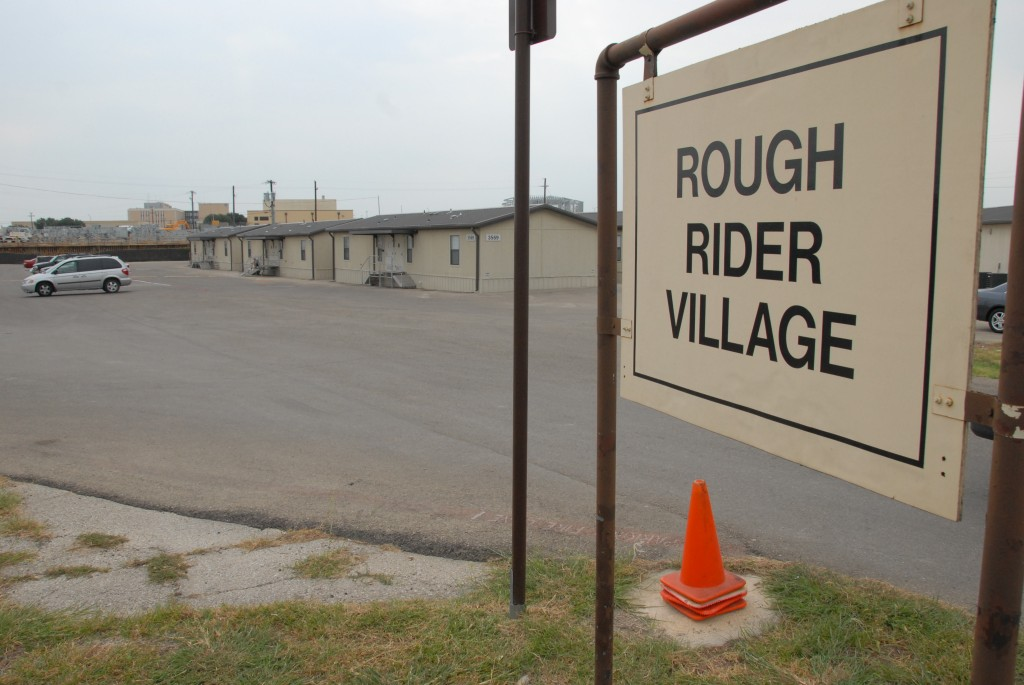 Rough Rider Village The accommodations for soldiers at Fort Hood
