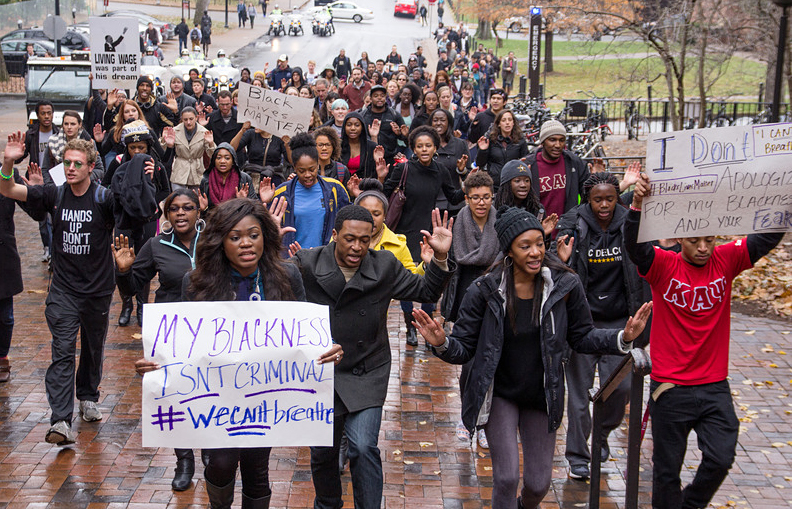 We Need To Talk About Racism On College Campuses Pbs Newshour