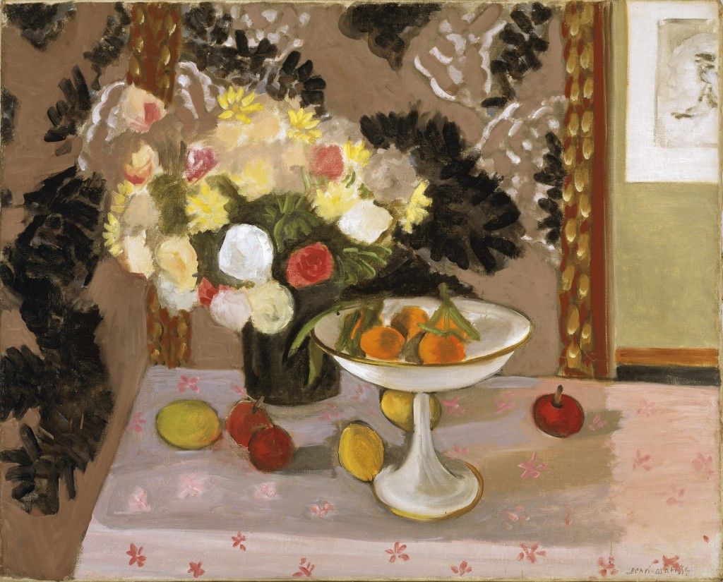 Canvases bloom in this show of french paintings pbs newshour izmirmasajfo Choice Image