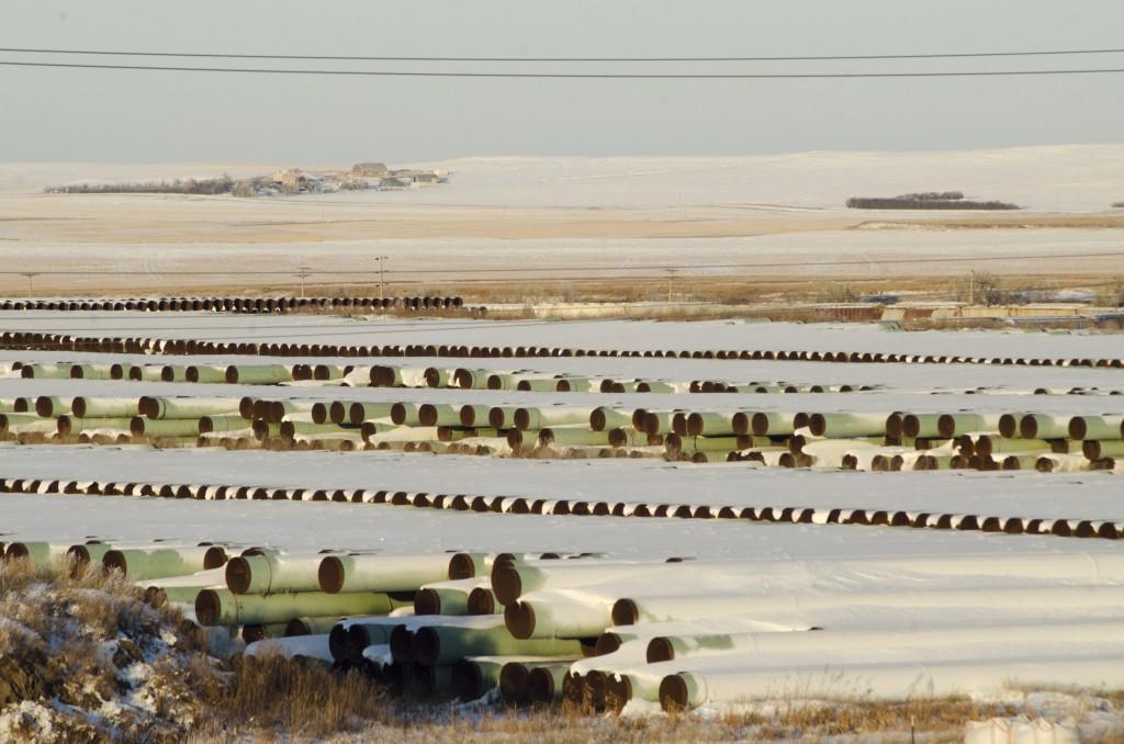 Keystone oil pipeline leaks 383,000 gallons in North Dakota
