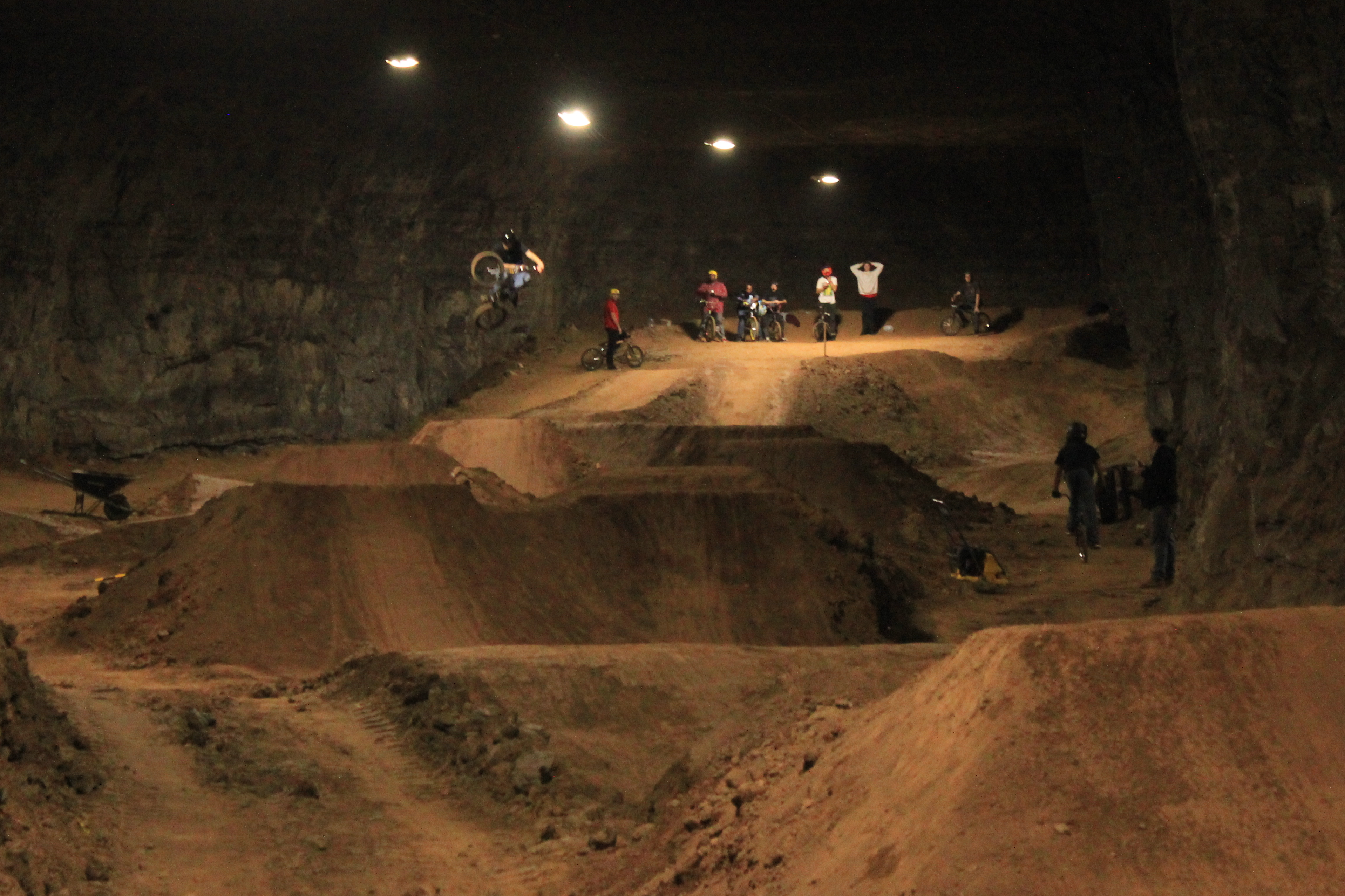 Photo courtesy of Louisville Mega Cavern.