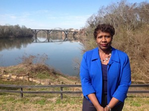 Photo courtesy of Gwen Ifill