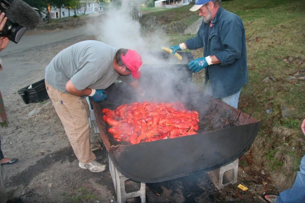Lobster Boil By Russ Wiliams/Kieve