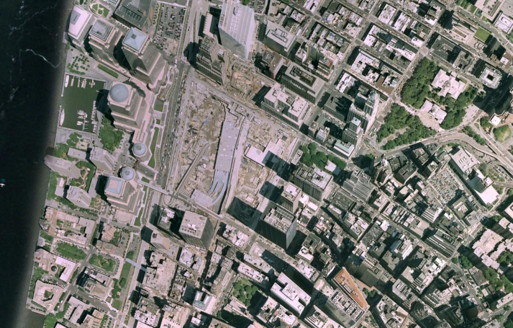September, 2003 Google Earth, BlueSky, GeoEYE