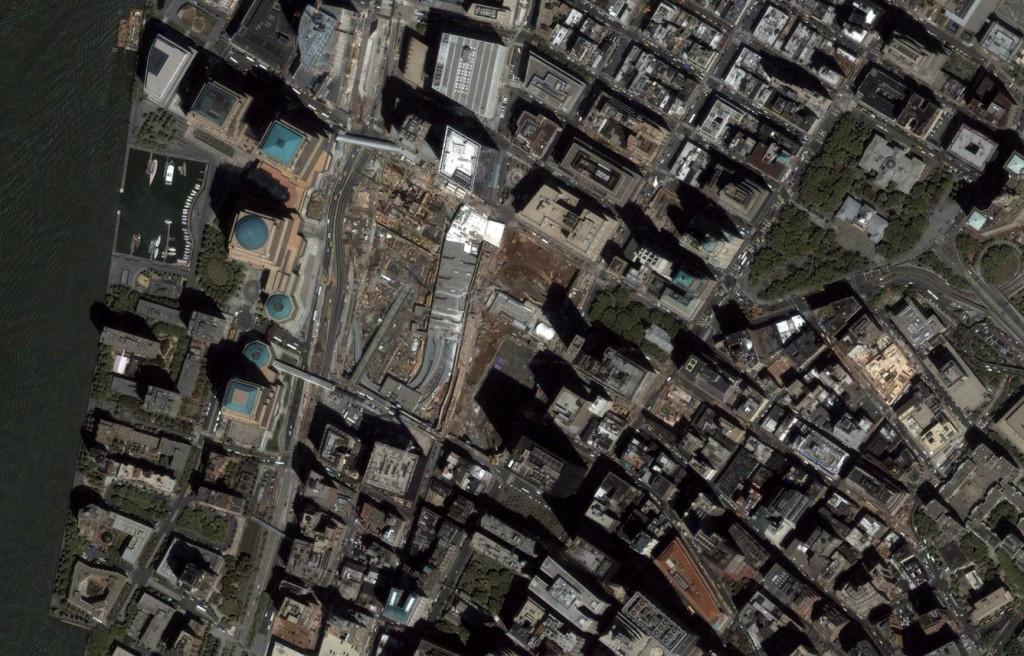 May, 2008 Google Earth, GeoEye