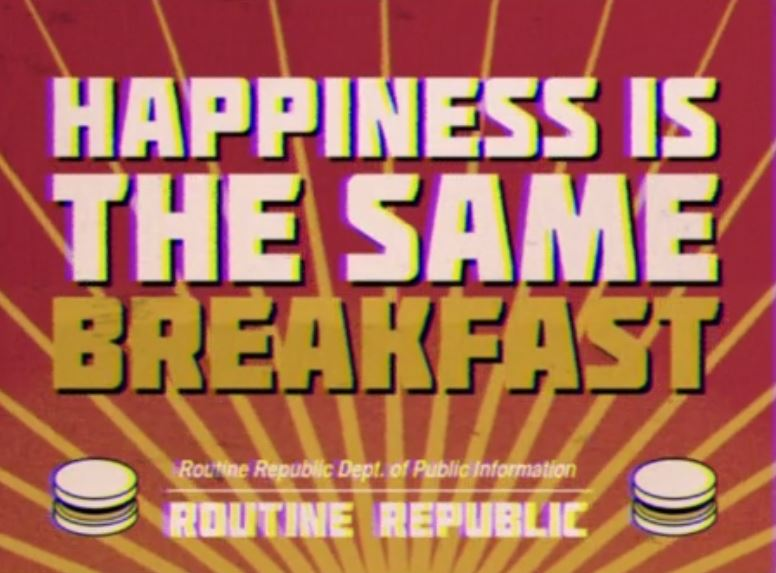 Taco Bell's latest ad campaign tries to win over new breakfast fans.