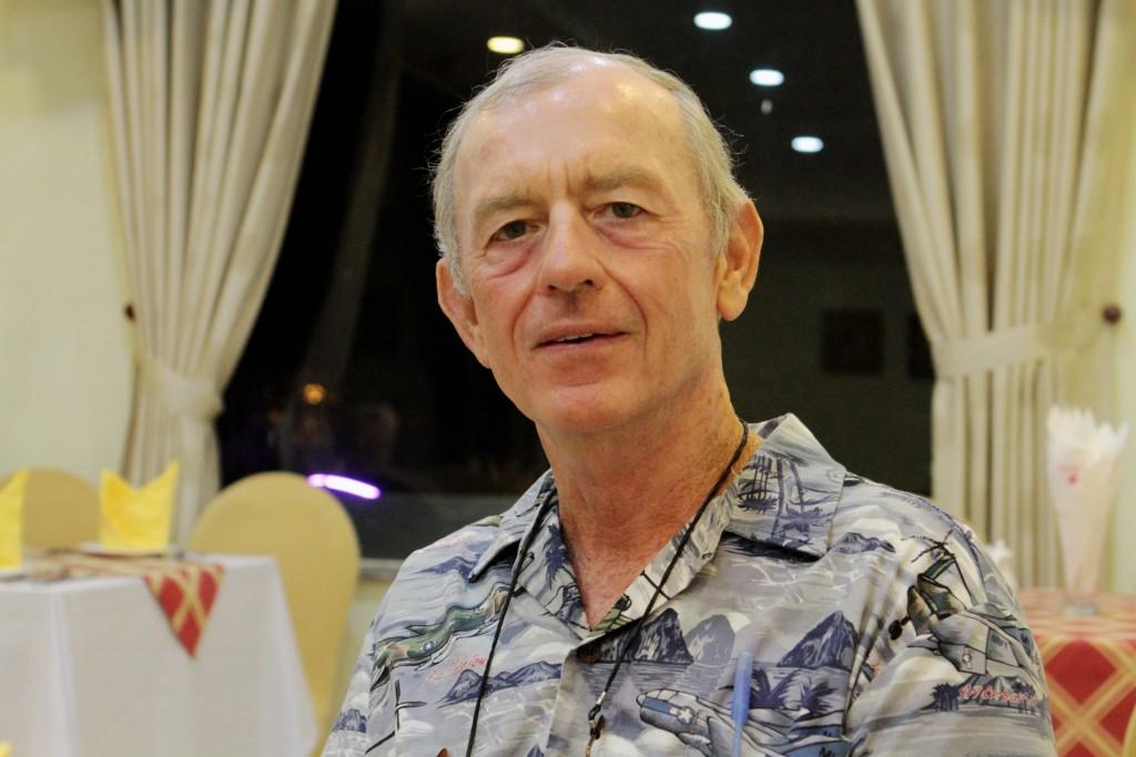 Sergeant Kevin Maloney, US Marine Corps