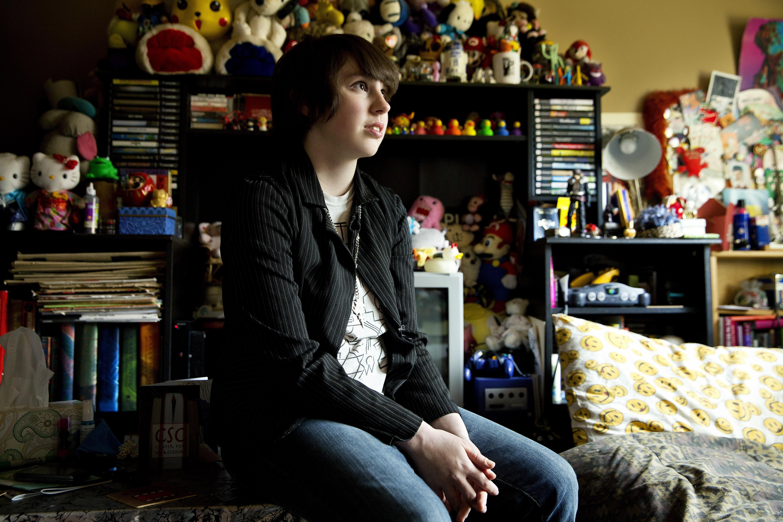Chloe Aftel - genderqueer series 9