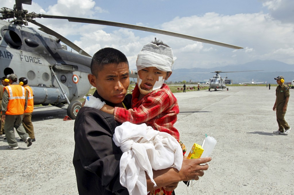 How to help the victims of Nepal's earthquake disaster