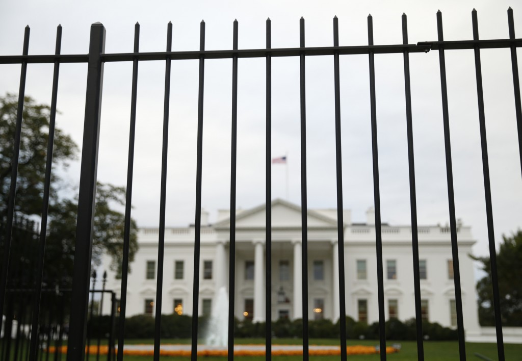 Construction to begin soon on taller White House fence | PBS