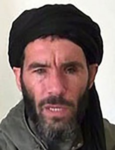 Algerian militant Mokhtar Belmokhtar is seen in an undated picture from the U.S. Department of Justice. Photo courtesy of U.S.Department of Justice via Reuters