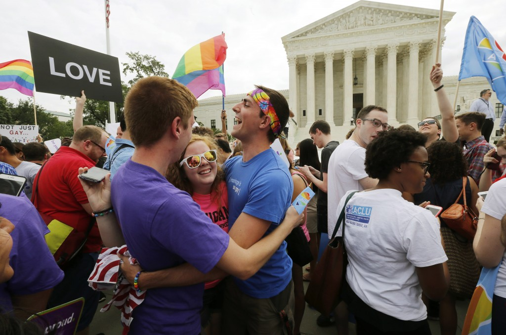 Supreme court decision same sex marriage