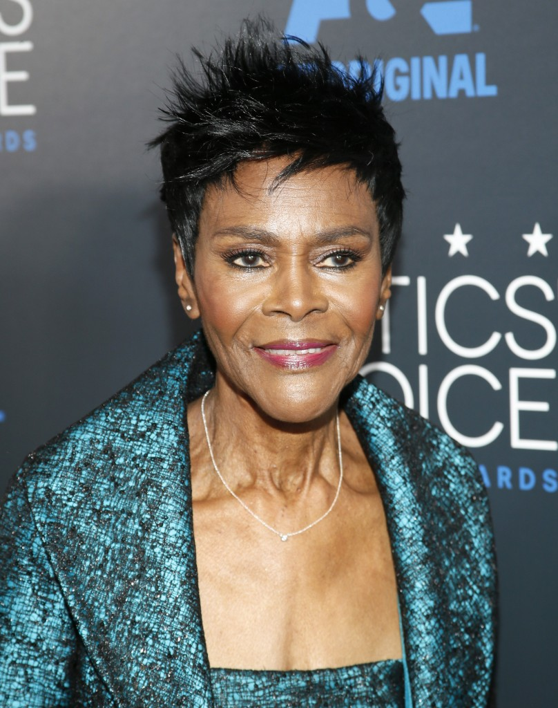 Actress Cicely Tyson. Photo by Danny Moloshok/Reuters.