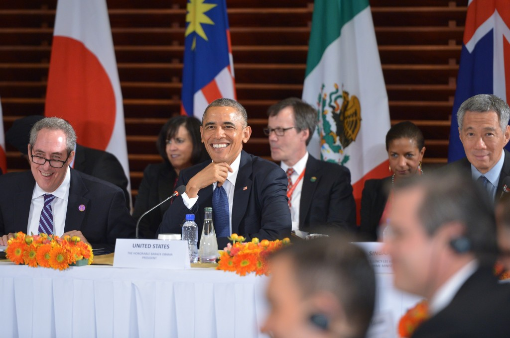 What The Trans Pacific Partnership Trade Deal Will Mean For Food