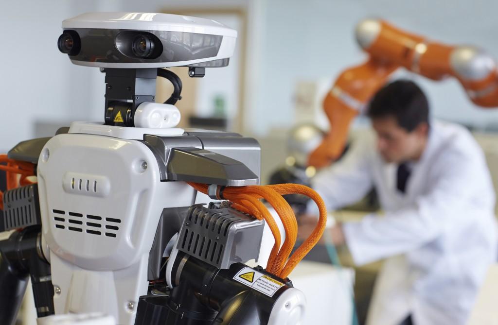 نتيجة بحث الصور عن robots invading jobs