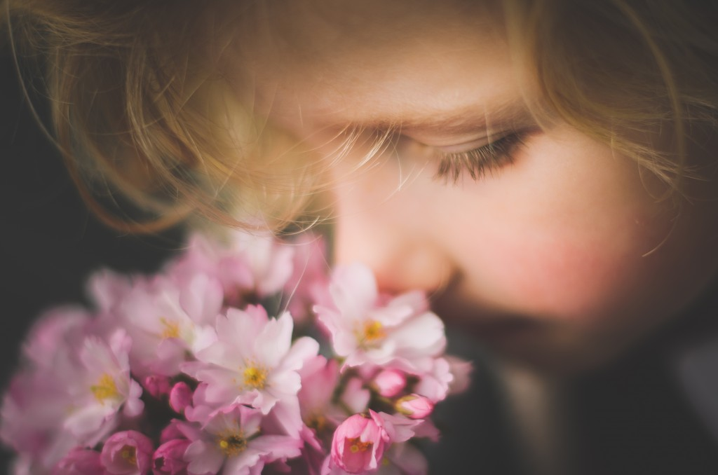 How a sniff of a flower could help diagnose autism in kids