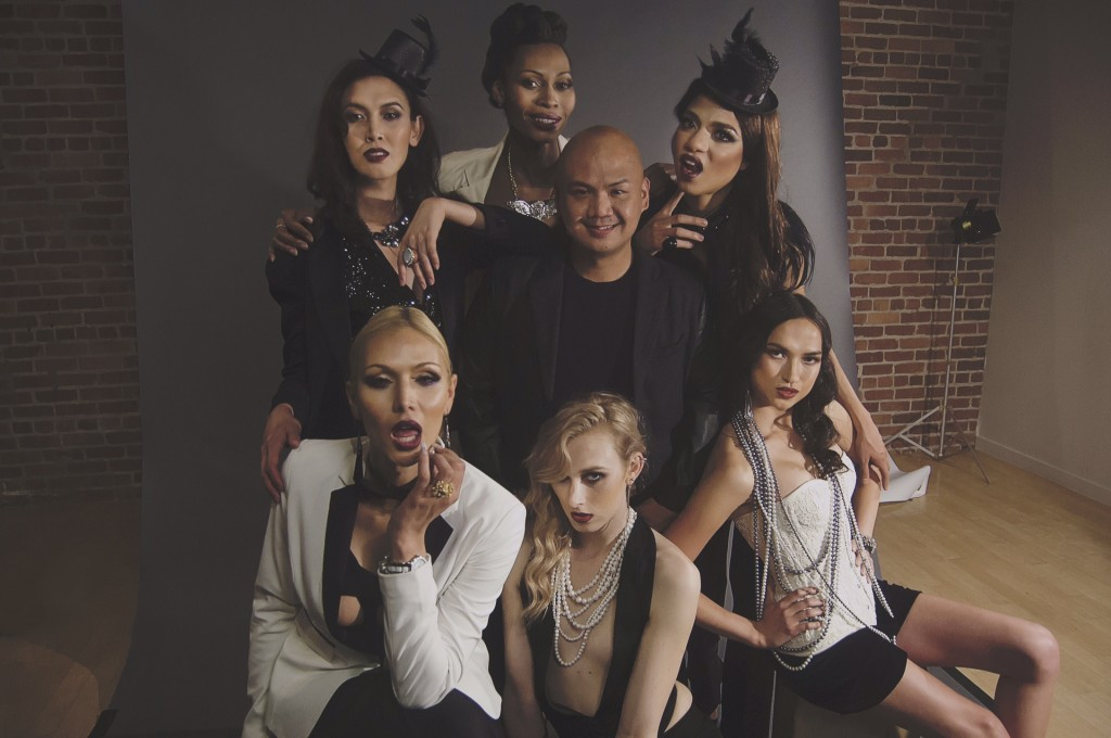 Apple Model Management transgender modeling agency