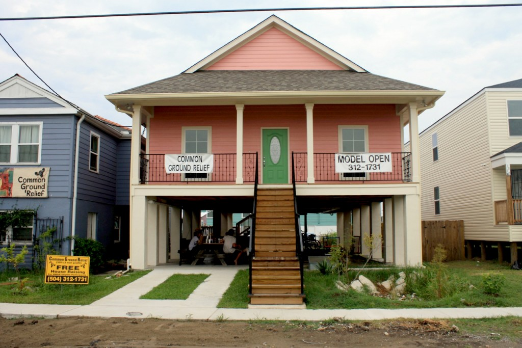 Gwen s take new orleans today is a story of pessimism for Cost of building a house in louisiana