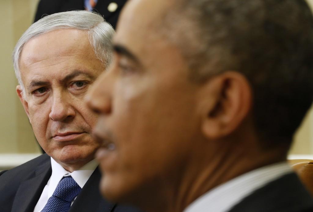 Картинки по запросу obama netanyahu