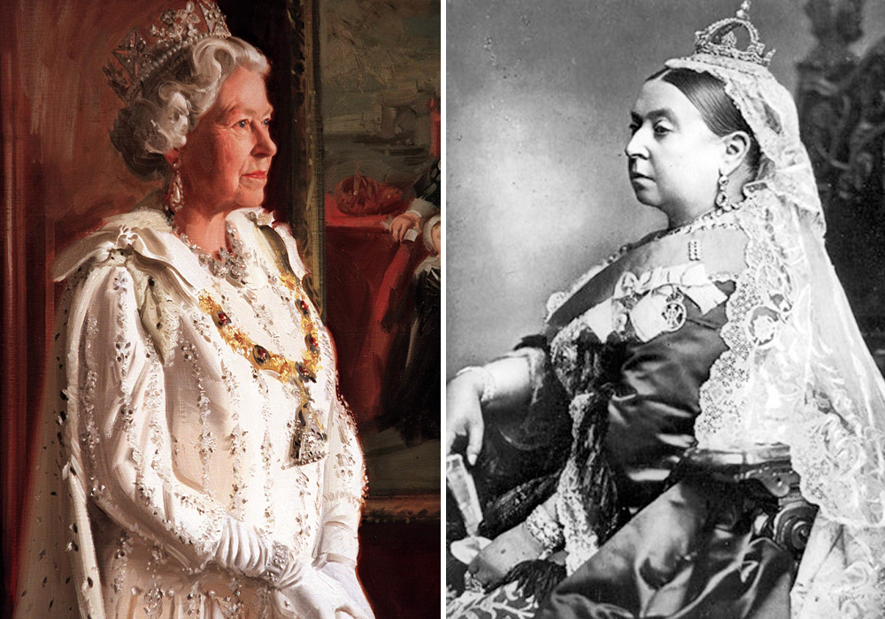 8 things you didn\'t know about Queen Victoria and Queen Elizabeth II ...