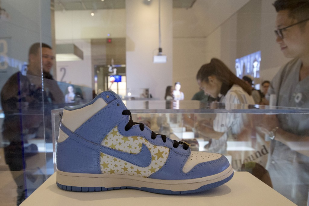 More than a shoe   Museum exhibit celebrates America s sneaker culture 6fdfa78c1