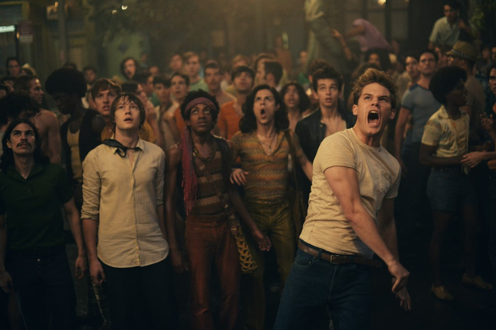 I was at the Stonewall riots. The movie 'Stonewall' gets everything wrong