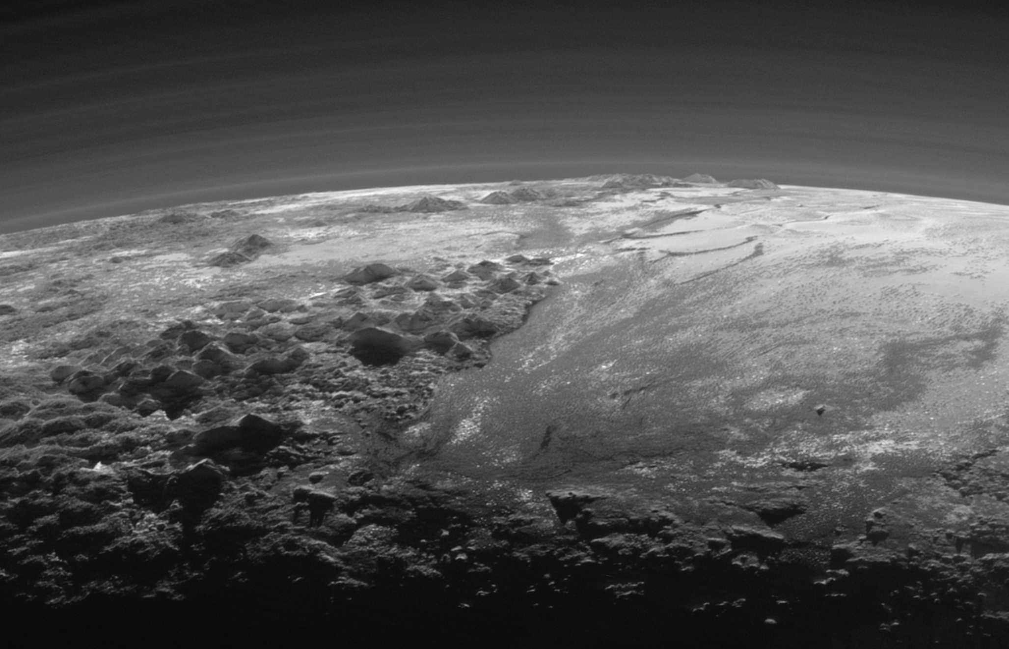 A closer look. Image courtesy of NASA/JHUAPL/SwRI