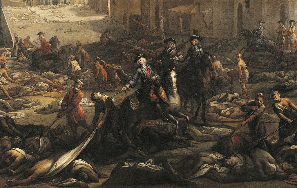 The Plague of 1665