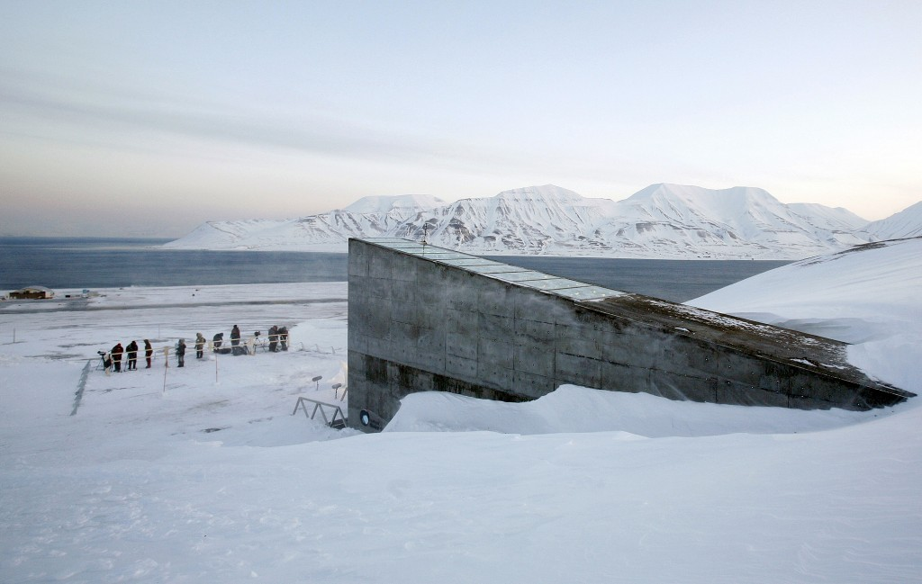 Global Seed Bank Opens Doomsday Vault To Deliver Syrian
