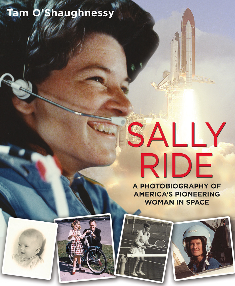 Sally Ride Cover