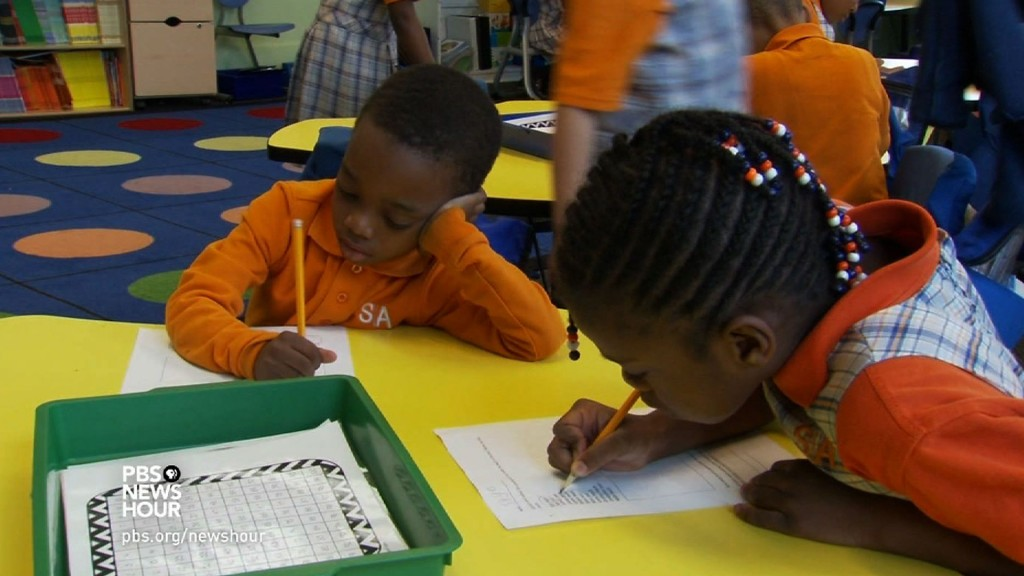 Kindergarten Homework Too Much Too Early >> Is Kindergarten Too Young To Suspend A Student Pbs Newshour