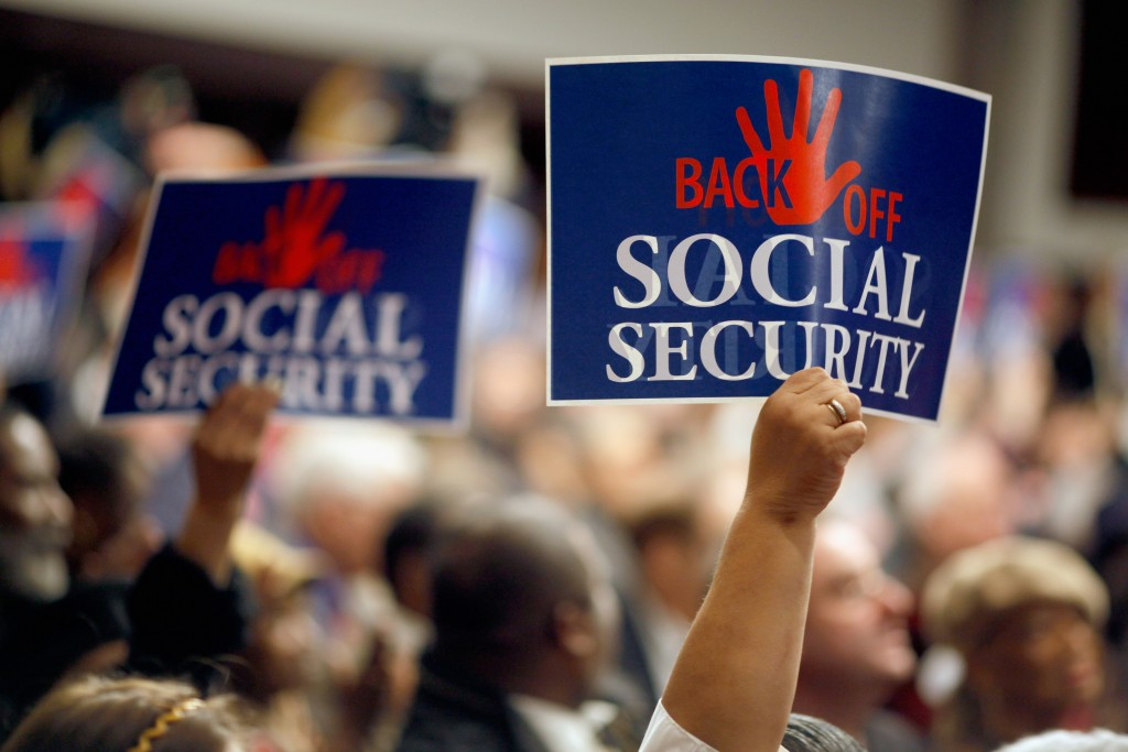 Column: Social Security needs to be reformed, not have its