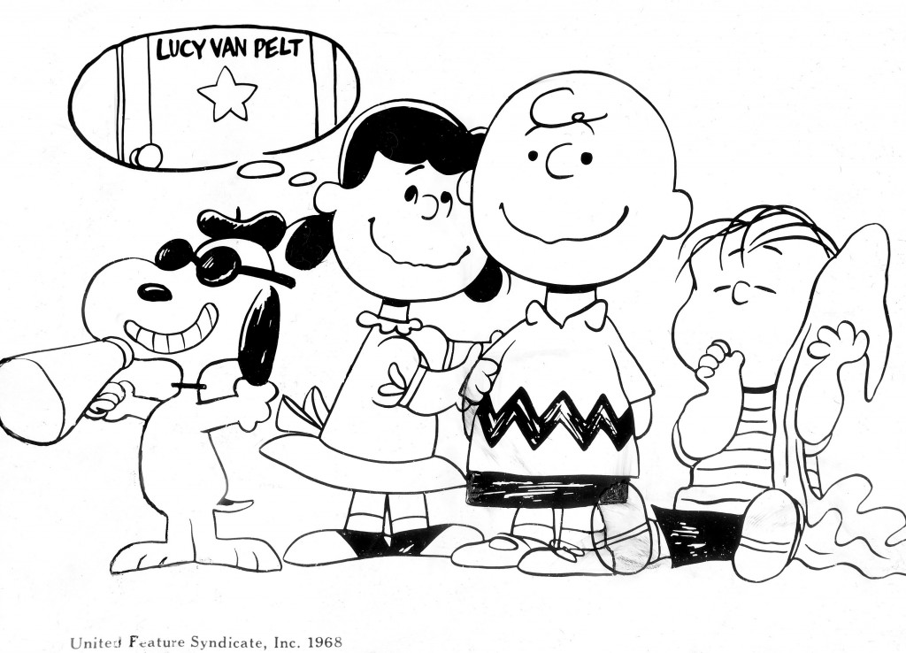 8 Things You Didnt Know About Charles Schulz And Peanuts Pbs