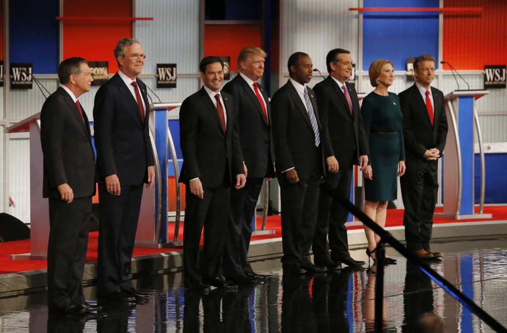 Tonights gop debate on what channel