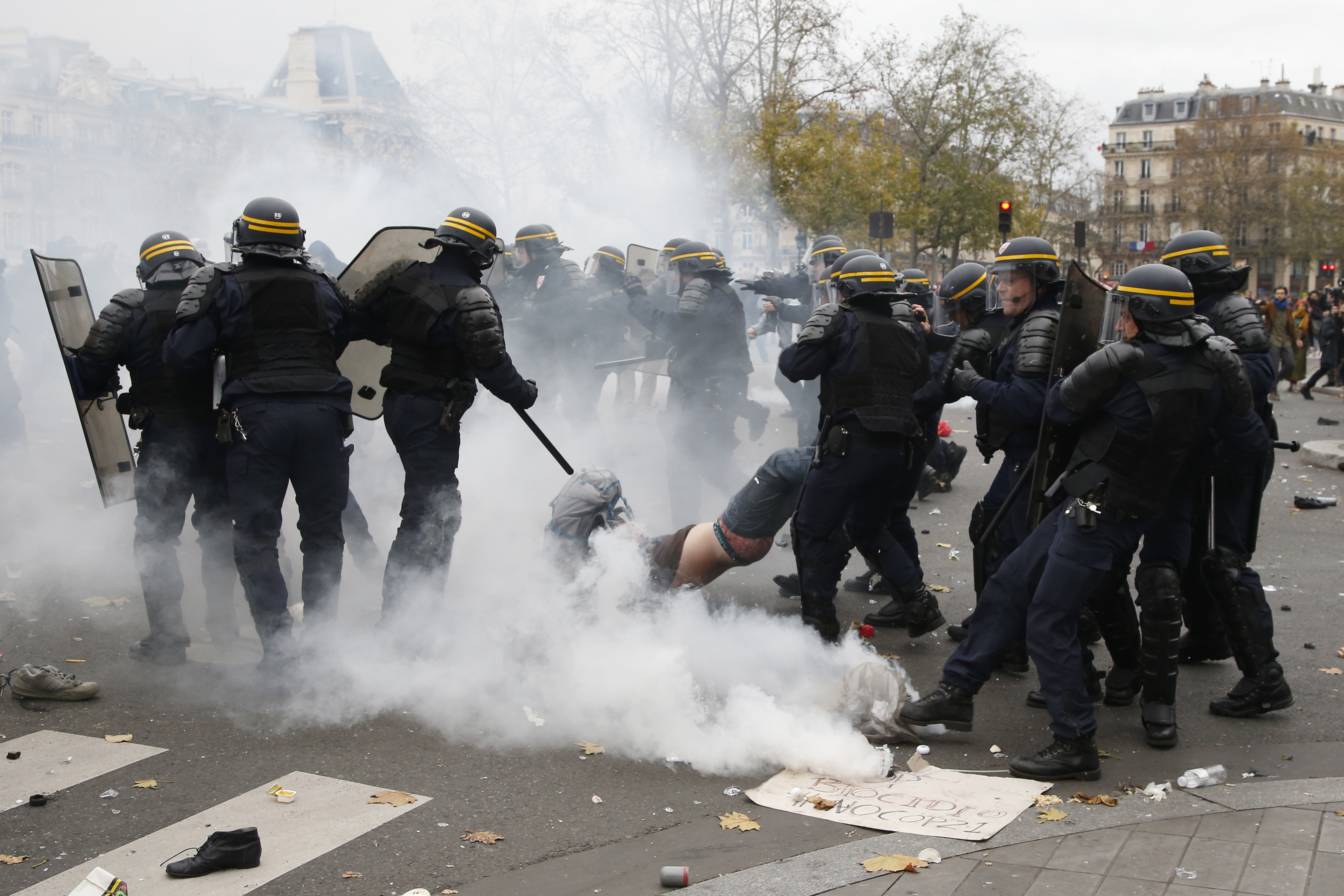 Clashes